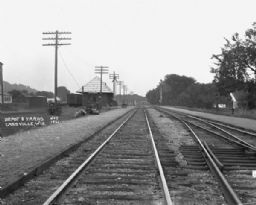 Cassville Depot and Yards