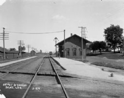 Depot and Yards