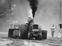 Annual Tractor Pull