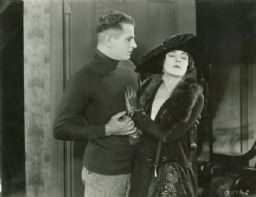 Reginald Denny and Mabel Julienne Scott in 