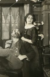 William Robert Daly and Ethel Grandin