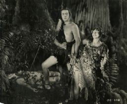 Elliott Dexter and Julia Faye in 