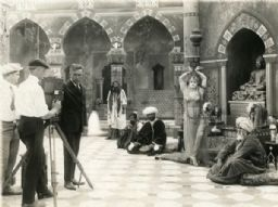 Keystone Oriental Set Production Still