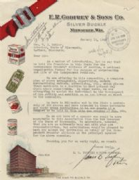 E.R. Godfrey & Sons Co. Letterhead