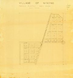 Village of Minong : Twp. 42 N., Platted Area, R. 12 W.