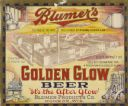 Golden Glow, Beer Label