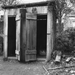 Outhouse, Phelan's Quarters