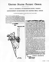 Cyrus McCormick's Reaper Patent