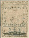 Elizabeth Fisher Sampler