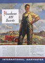 International War-time Advertising Poster