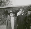 Gaylord Nelson at College Graduation