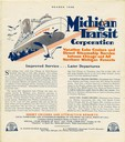 Michigan Transit Corporation Vacation Trips