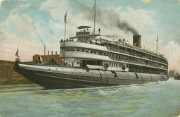 Steamer Christopher Columbus