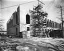 U.S. Post Office under Construction