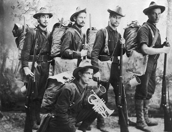 Spanish-American War 10 Dates timeline | Timetoast timelines