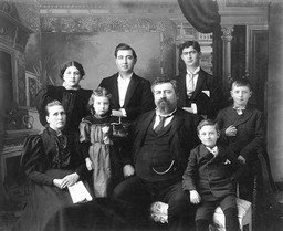 Atley Peterson Family
