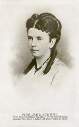 Margarethe Meyer Schurz