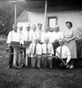 Outdoor Group Portrait of the Yuba Band