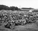 Multitude of Motorcyles