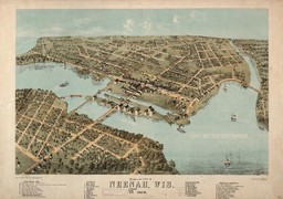 Bird's-Eye View of Neenah