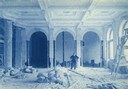 Construction of the State Historical Society of Wisconsin