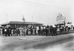 Civil Rights Protest at Howard Johnson's