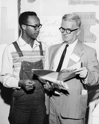 Charles Sherrod and Carl Braden