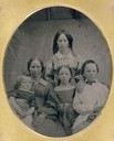 Mary La Follette and her Children