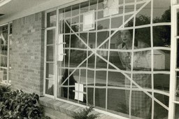 Daisy Bates at Broken Window
