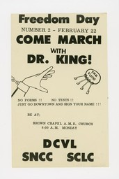 Come March With Dr. King