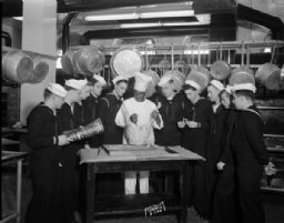 Navy Cooks and Bakers Group