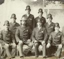 Chief Adamson and Police Officers