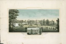 Camp of the 4th Wisconsin