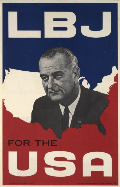 the election of lyndon b johnson Lyndon b johnson questions including did lyndon johnson have any pets and negative things that president lyndon baines johnson did.