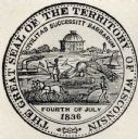 The Great Seal of the Territory of Wisconsin