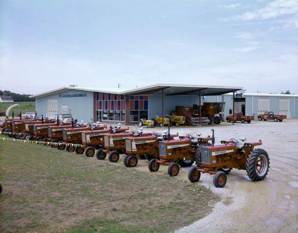 International Harvester Dealers : Mccormick old ih combines related keywords