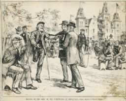 Reunion of the Army of the Cumberland at Milwaukee