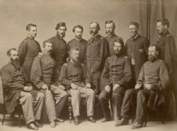 Officers of the 43rd Wisconsin Infantry