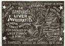Dr. Sanford's Liver Invigorator Advertisement