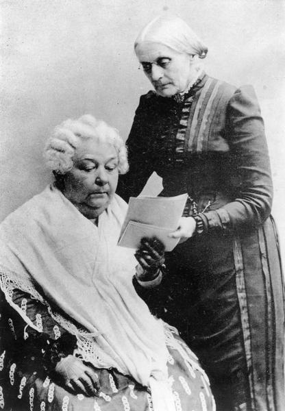 a history of elizabeth cady stanton a social activist and feminist Elizabeth cady stanton (1815–1902) was an american suffragist, social activist, abolitionist, and leading figure of the early women's rights movement susan b anthony (1820–1906) was an american suffragist, social reformer and women's rights activist harriot stanton blatch (1856-1940) was a suffragist and daughter of elizabeth stanton.