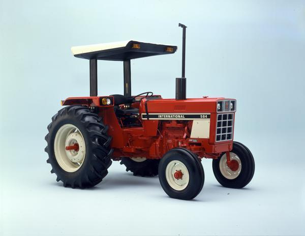 International 584 Tractor | Photograph | Wisconsin
