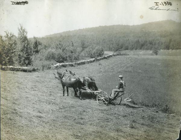 Champion Machine | Photograph | Wisconsin Historical Society