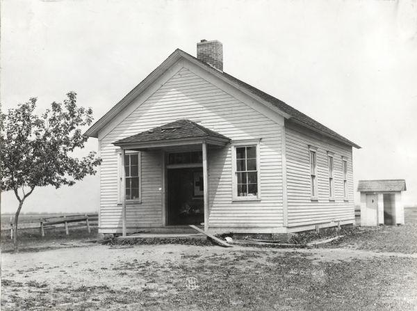 One Room School Houses In Illinois