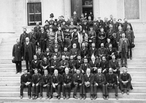 16th Wisconsin Volunteer Infantry Photograph Wisconsin