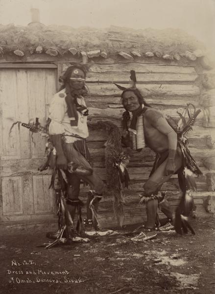 omaha sioux dancers