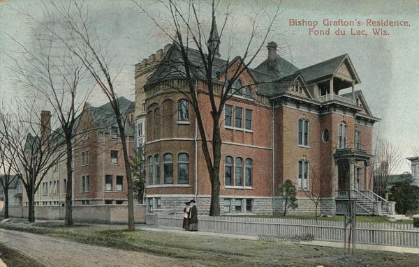 Bishop Grafton's residence.