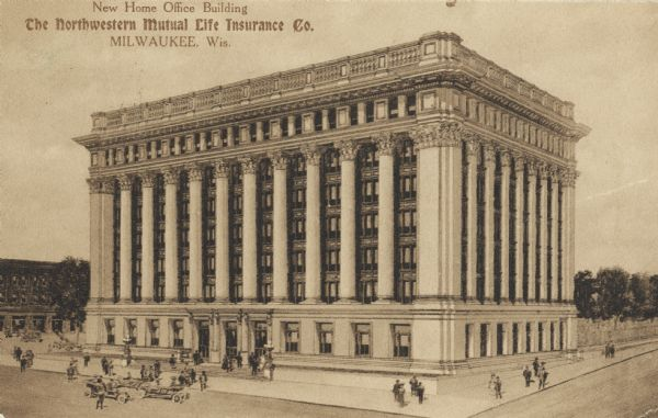 Northwestern mutual life insurance company building for The classic home company