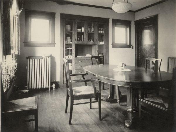 1010 Walker Court, Dining Room