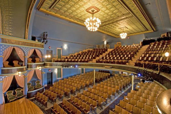 Stoughton Opera House Photograph Wisconsin Historical Society