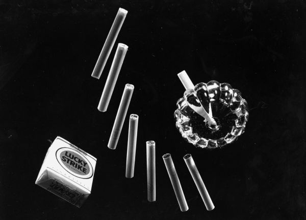"""Lucky Strike cigarette composition."""